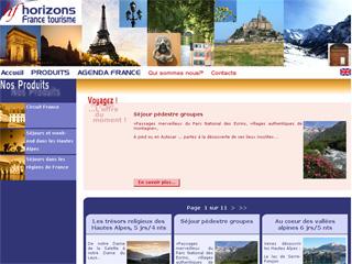 HORIZONS FRANCE